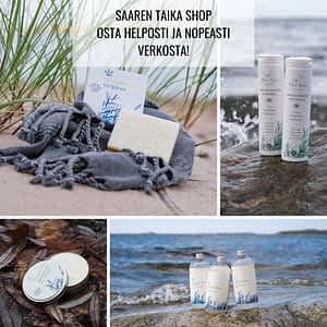 Saaren Taika Shop osta helopsti ja nopeasti verkosta!