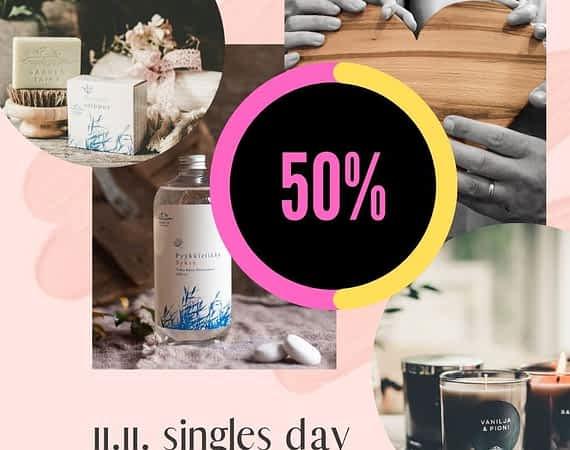 11.11. singles day Saaren Taika (1)