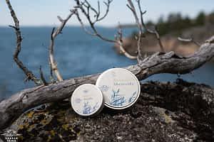 Saaren Taika kamomilla sheavoide psoriasis atooppinen iho ihottuma kutina luonnollinen