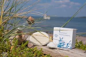 luonnollinen vegaaninen saaren taika suolasaippua