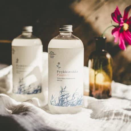 Saaren Taika biohajoava ekologinen huuhteluaine pyykkietikka (1 of 10)
