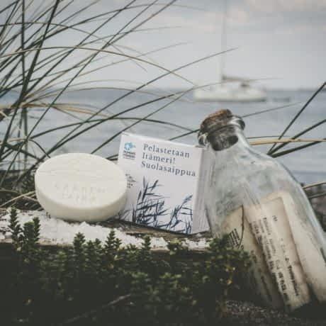 Saaren Taika pelastetaan itämeri suolasaippua vegaaninen luomu (1 of 1)